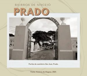 Bairro Prado, em Maceió