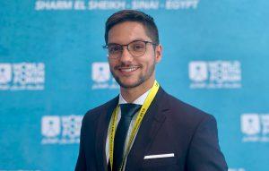 Leonardo Siqueira, Coordenador de Relações Internacionais