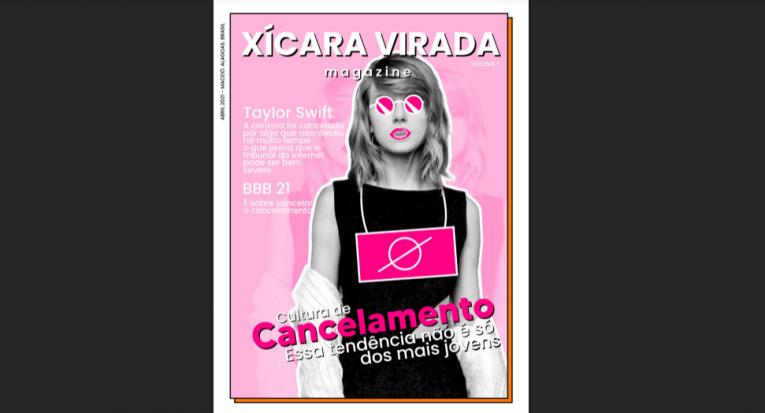 Revista online criada por alunos de jornalismo