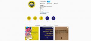 Instagram Cuscuzeira criado por alunos de jornalismo
