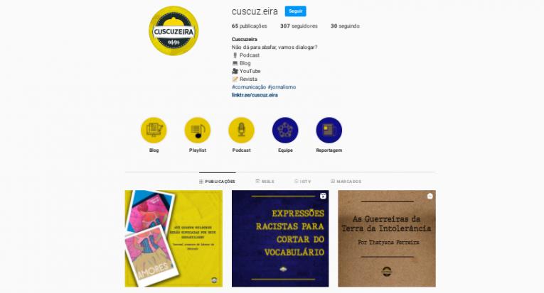 Instagram traz conteúdos regionais