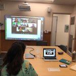 Núcleo de pesquisas reúne professores brasileiros e americanos