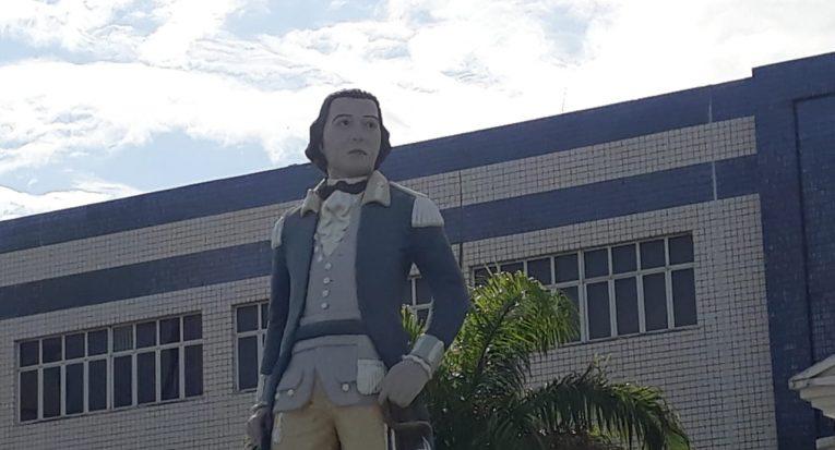 Joaquim José da Silva Xavier, o Tiradentes (1746-1792), líder e mártir da Inconfidência Mineira