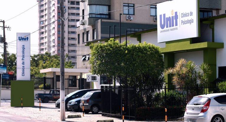 Clínica-escola de Psicologia da Unit, em Aracaju