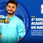 4ª Semana Acadêmica do Napps inicia hoje (27)